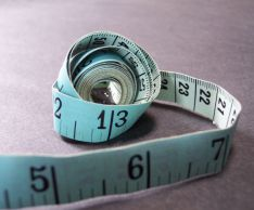 How to measure clothing size