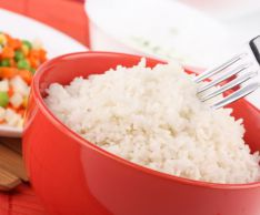 How to cook rice in bags