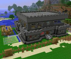 What to build in minecraft