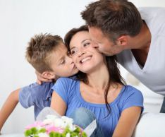 День матери в России.  Что подарить?