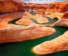 Как образуются каньоны