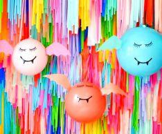 Превращения воздушных шариков к Хэллоуину