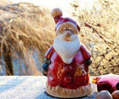 Что на столе у Деда Мороза