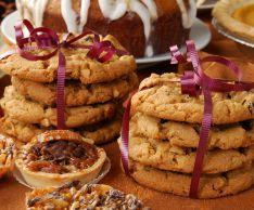 Как приготовить печенье из овсяных хлопьев