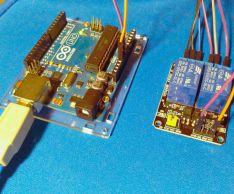 Как подключить реле к Arduino