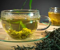 8 полезных свойств зелёного чая