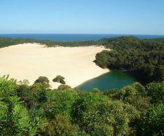 Фрейзер: самый большой в мире песчаный остров