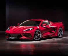 Новый Chevrolet Corvette 2020 года