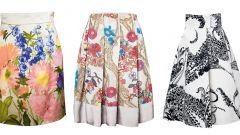 Как шить юбку