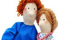 Как шить куклу