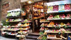 Как открыть магазин продуктов