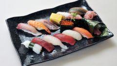 Как есть суши