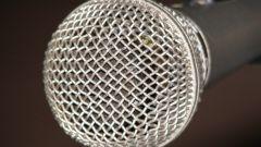 Как сделать микрофон
