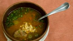 Как приготовить харчо из баранины
