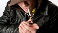 Как избегать курильщиков