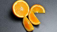 Как узнать, сколько долек в апельсине