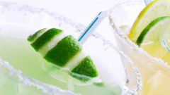 Как приготовить диетический коктейль «Маргарита»
