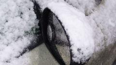 Как открыть машину зимой