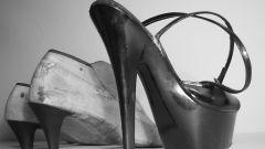 Как отремонтировать каблук