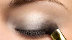 Как подвести глаза тенями
