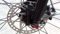 How to adjust disc brakes on a Bicycle