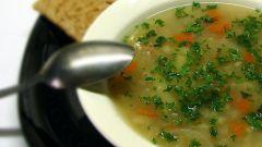 Как приготовить суп из сайры