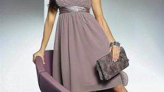 Как сшить платье в стиле ампир