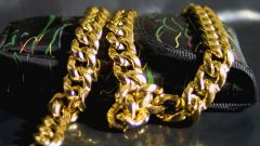 How to choose a gold bracelet