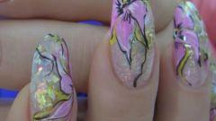 Как делать фотодизайн на ногтях