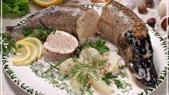 Как готовить фаршированную рыбу