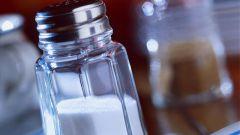 Как хранить соль
