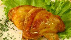 Как готовить вкусно куриные бедра