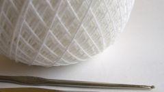 Как вязать рельефный столбик с накидом