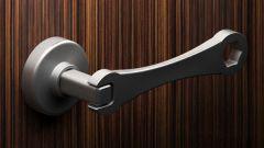 Как починить дверную ручку