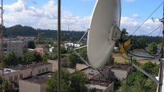 Как подключить спутниковую антенну к компьютеру