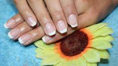Как избавиться от желтых ногтей
