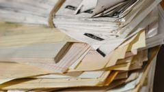 Как определить срок хранения документов