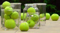 Как приготовить детское яблочное пюре