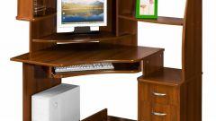 Как сделать угловой компьютерный стол