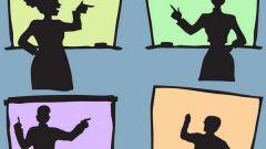 Как проводить презентацию: секрет успеха