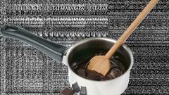 Как плавить шоколад