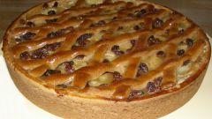 Как приготовить вкусно и быстро пирог