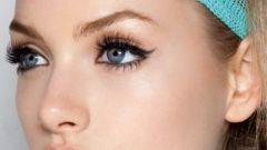 Как увеличить глаза при помощи подводки