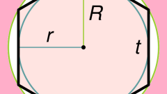 Как найти площадь правильного шестиугольника