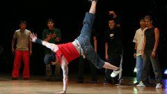 Как научиться танцевать брек