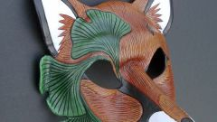 How to make a Fox mask