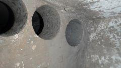 Как просверлить отверстие большого диаметра