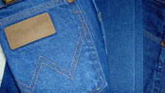 How to fix the paint on the jeans