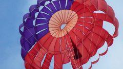 Как собрать парашют