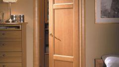 Как закрепить межкомнатную дверь